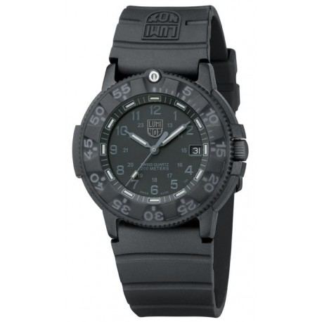 LUMINOX Navy Seal Blackout Collection