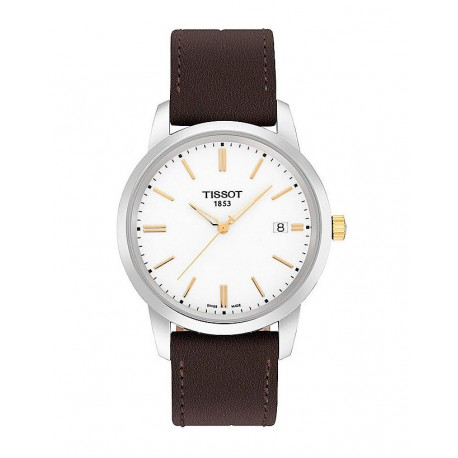 Tissot T-Classic Dream White Dial Mens Watch