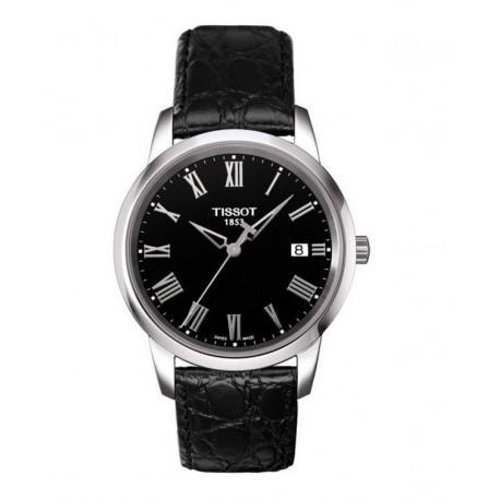 Tissot T-Classic Dream Black Dial Mens Watch