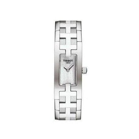 TISSOT Ladies Silver Fixed Quartz