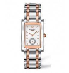 LONGINES DolceVita Steel/Rose Gold