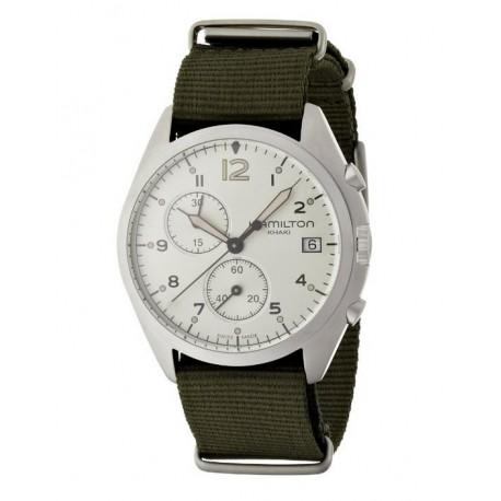HAMILTON Khaki Pilot watch Pioneer Chronograph H76552955