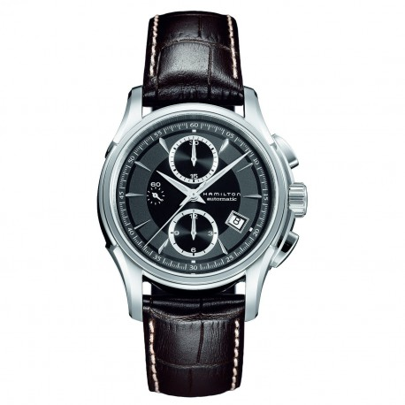 HAMILTON Jazzmaster Black Dial Watch