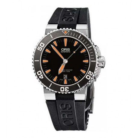 ORIS Aquis Automatic Black Dial Stainless Steel