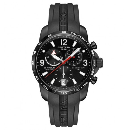 Certina DS Podium Chr PVD Black Black