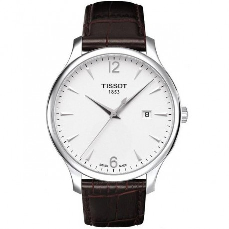 Tissot T-Classic Tradition Silver Dial