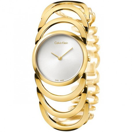 Calvin Klein Body Gold Stainless Steel