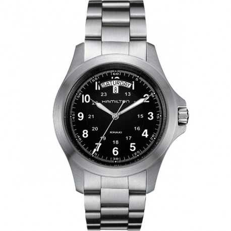 HAMILTON Khaki Field King Quartz H64451133