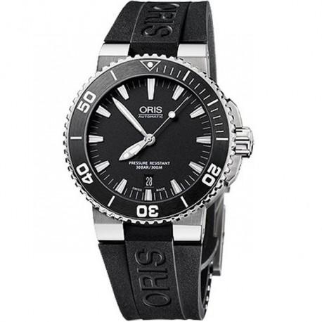 ORIS Aquis Divers Date 73376534154RS