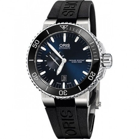 ORIS Small Second Date 74376734135RS