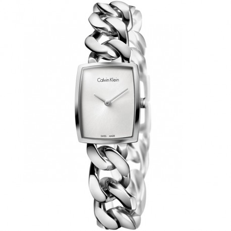 Calvin Klein CK Amaze White Dial