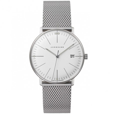 Junghans Max Bill Quartz Lady Stick Bracelet
