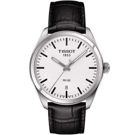 Tissot PR 100 Quartz Silver