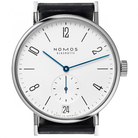 Nomos Tangomat Datum Glass Back