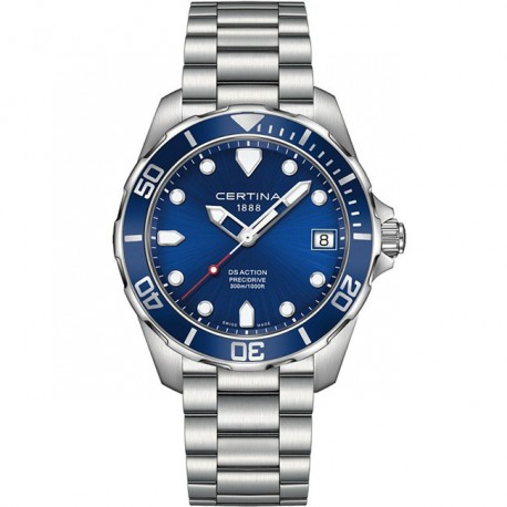 Certina DS Action Precidrive Quartz