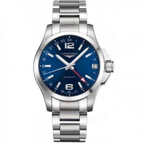 LONGINES Conquest GMT Automatic L36874996