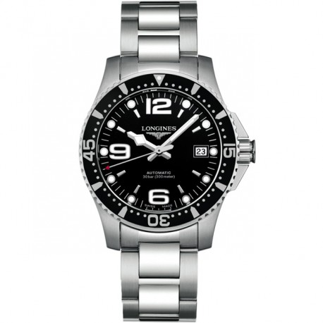 LONGINES HydroConquest Sport Black