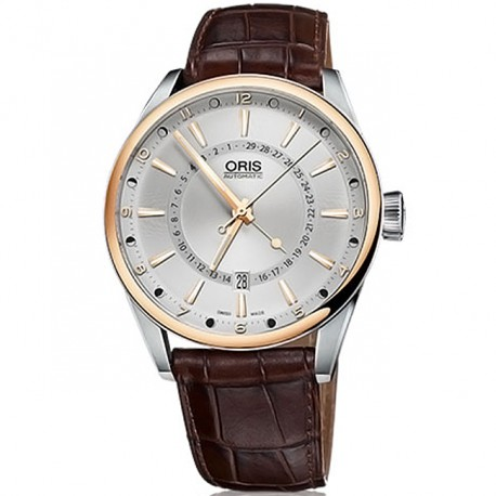 ORIS Culture Artix Pointer Moon Date 76176916331