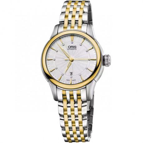 ORIS Artelier Date Diamonds 56176874351