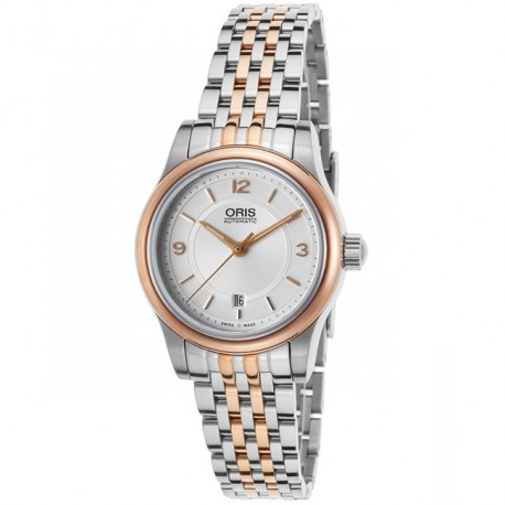 ORIS Classic Date Two Tone Ladies 56176504331