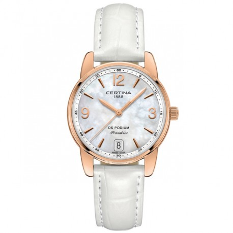 Certina DS Podium Lady Quartz Precidrive C034.210.36.117.00
