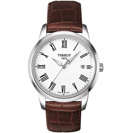 Tissot Classic Dream Leather Mens Watch