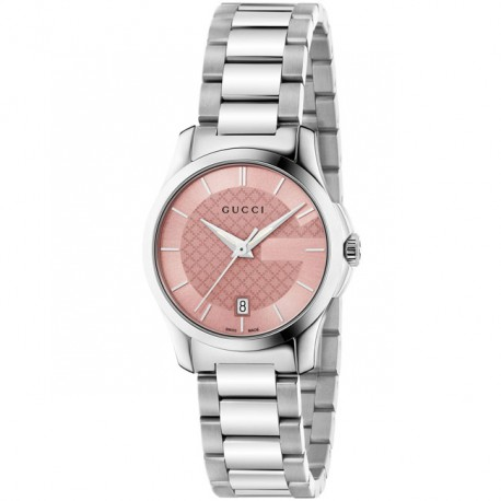 Gucci G Timeless Ladies Pink YA126524