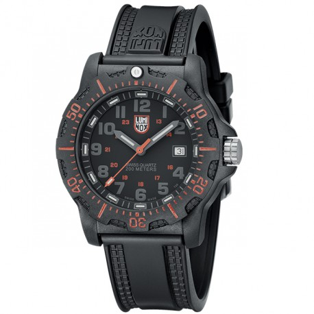 LUMINOX 8815 Black Ops Carbon