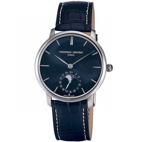 Frederique Constant Slim Line Moonphase FC705N4S6