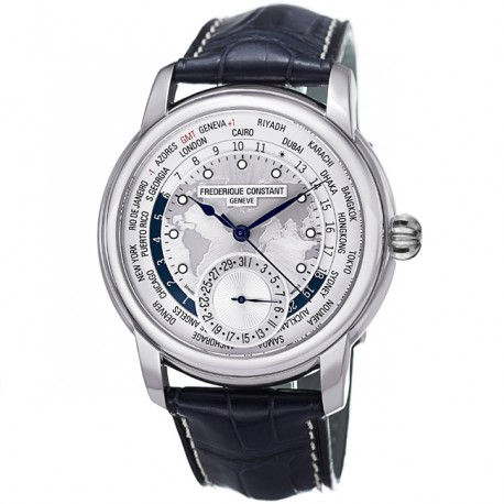 Frederique Constant Worldtimer Automatic FC718WM4H6