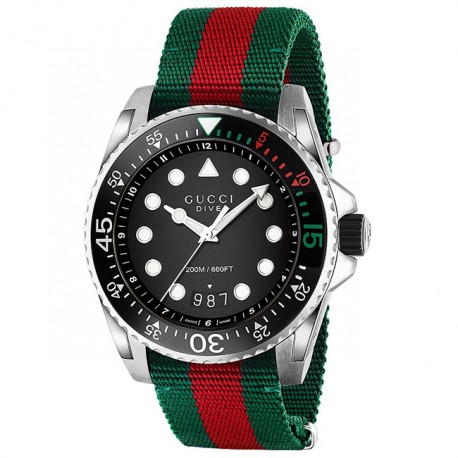 Gucci Dive Men Watch YA136209