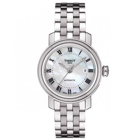 TISSOT Bridgeport Automatic Ladies T0970071111300