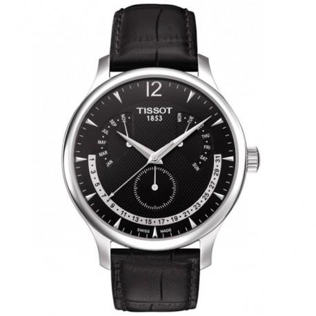 Tissot T-Classic Tradition Perpetual Calendar T0636371605700