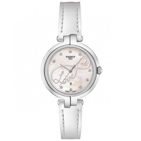 Tissot Flamingo Ladies T0942101611101