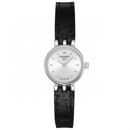 Tissot T-Lady Lovely Silver Dial T0580091603100