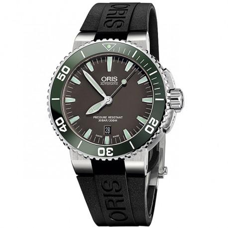 ORIS Aquis Date Automatic 73376534137 - 42634EB