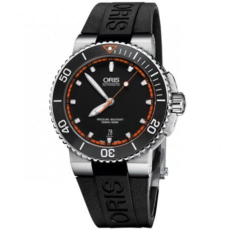 ORIS Aquis Date Automatic 73376534128 - 42634EB