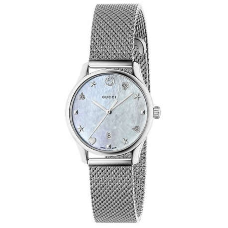 Gucci G Timeless Date Ladies YA126583