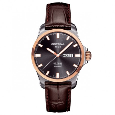 Certina DS First Day-Date Automatic C014.407.26.081.00