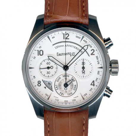 EBERHARD Chronographe 120 Anniversaire. Limited Edition.