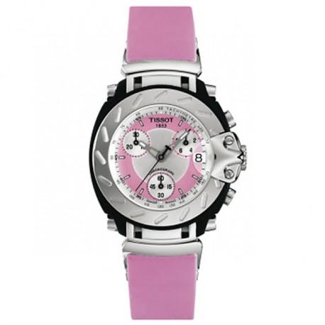 Tissot T-Race Lady Chronograph Pink Ladies T90413691