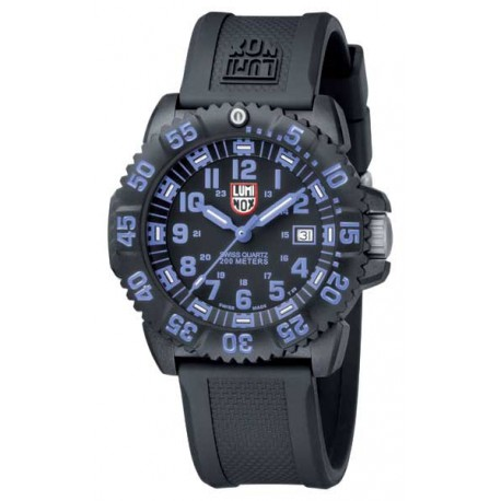 LUMINOX Navy Seal Colormark Blue