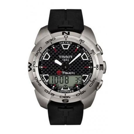 TISSOT T-Touch Expert Titanium Ana-Digi Watch