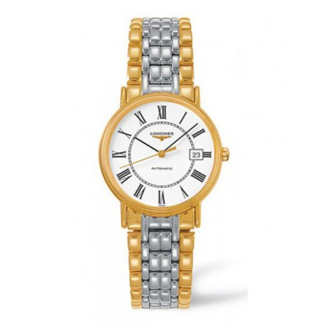 LONGINES Presence L48212117 Men´s Two Tone Automatic