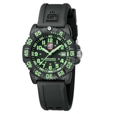 LUMINOX Navy Seal Colormark Green
