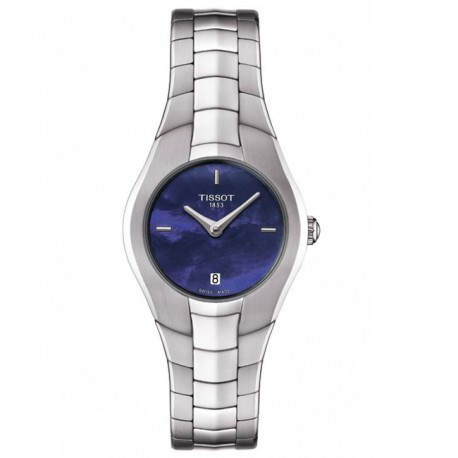 TISSOT T Trend T Round Blue Dial