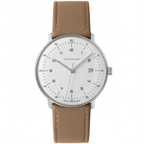 Junghans Max Bill Quartz Brown