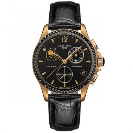 Certina DS First Lady Chrono Moon Phase C030.250.36.056.00