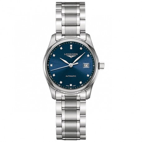 LONGINES Master Collection Automatic Blue Ladies L22574976