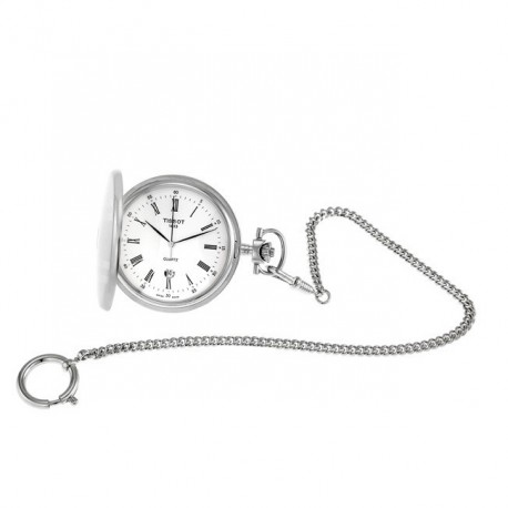 Tissot Savonnettes Stainless Steel Pocket T83655313